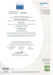 Certificato ISO 9001_pg1