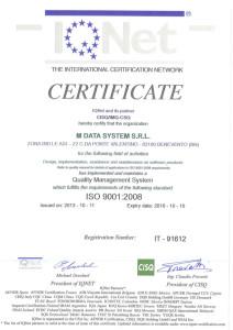 Certificato ISO 9001_pg2